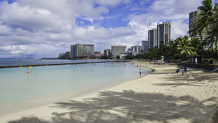 Oahu hotel packages.
