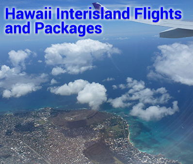 Hawaii interisland flights starting at $82 one way.