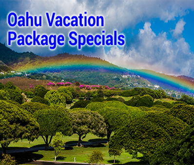 Oahu Vacation Package Specials - B. Inouye 398x338