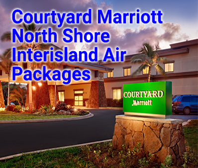 Hawaii Interisland Flights Packages 393x338 - Courtyard by Marriott Oahu North Shore Sales Images